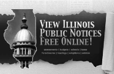 IL public notices online